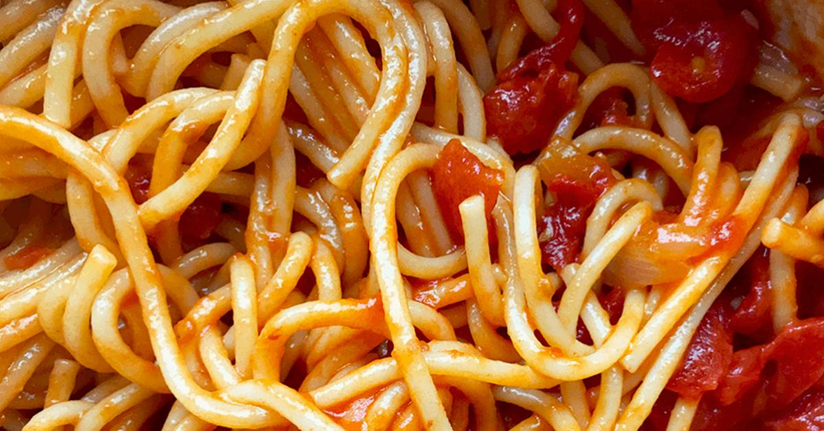 Voici comment faire une délicieuse sauce tomate pour les pâtes