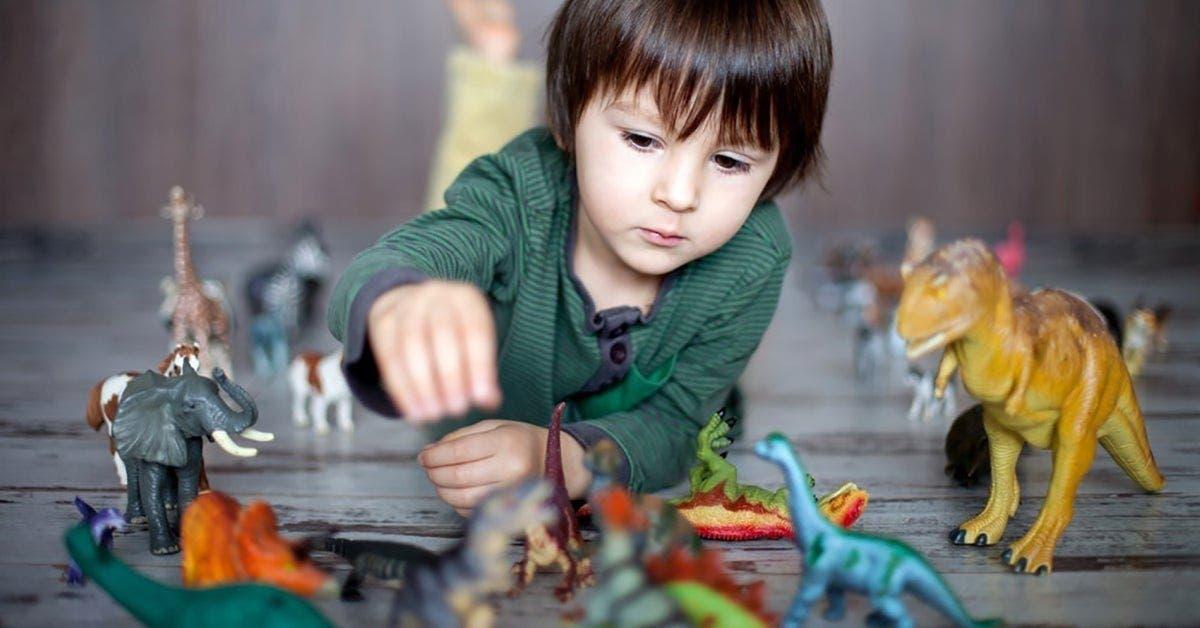 si votre enfant aime les dinosaures il a une intelligence superieure 1 1