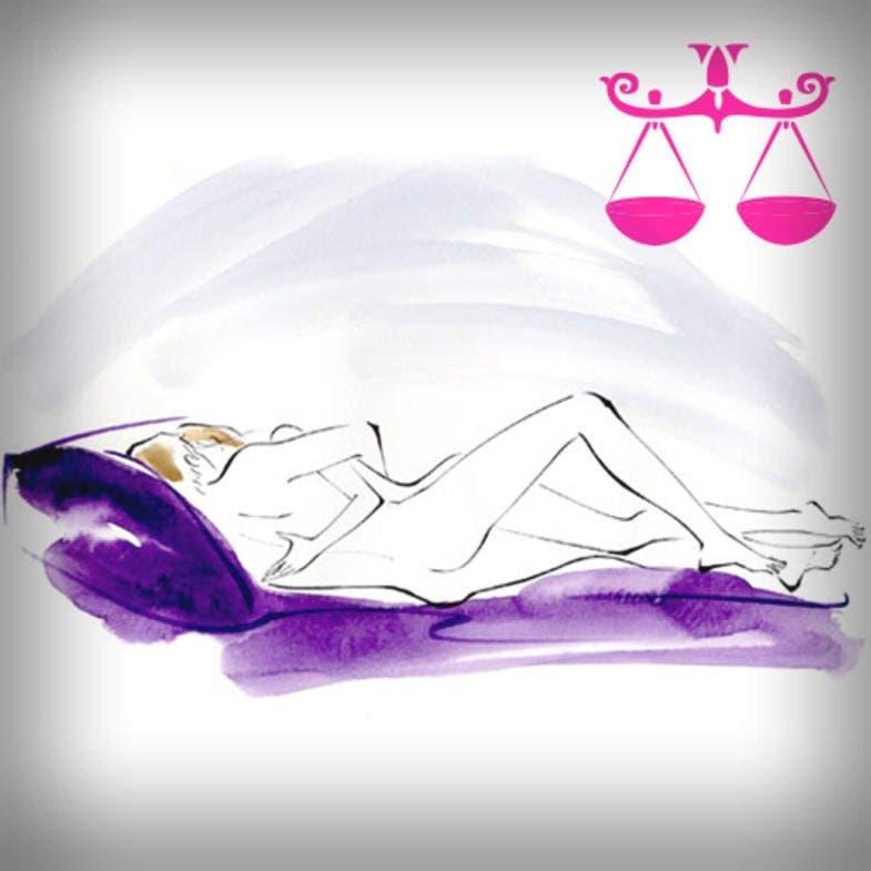 On peut deviner votre position sexuelle pr f r e en - Balance et scorpion au lit ...