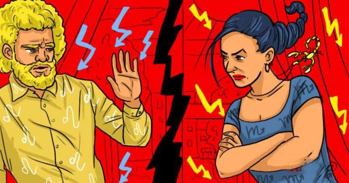 signes du zodiaque qui vivent difficilement une rupture amoureuse
