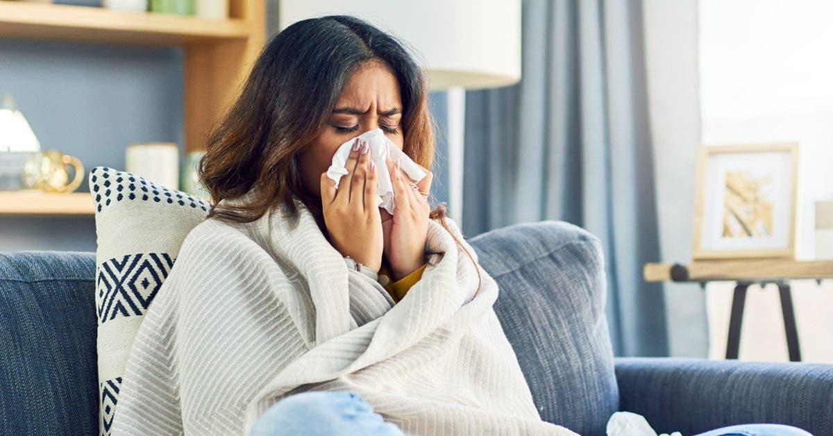 Voici les 6 signes que votre corps émet lorsque son immunité est faible - et ce qu'il faut faire pour y remédier