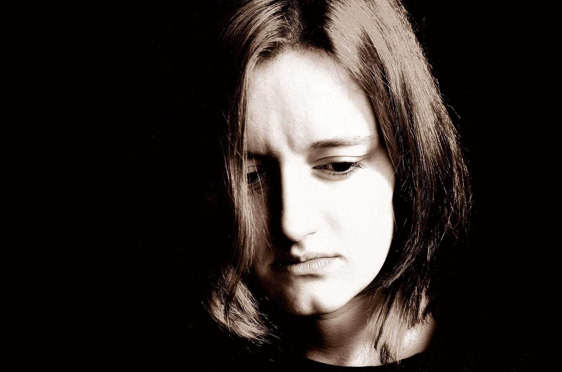 signes physiques d'une tristesse