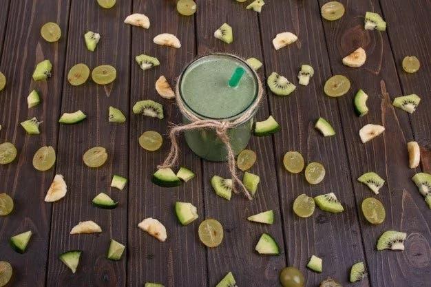 smoothie kiwi
