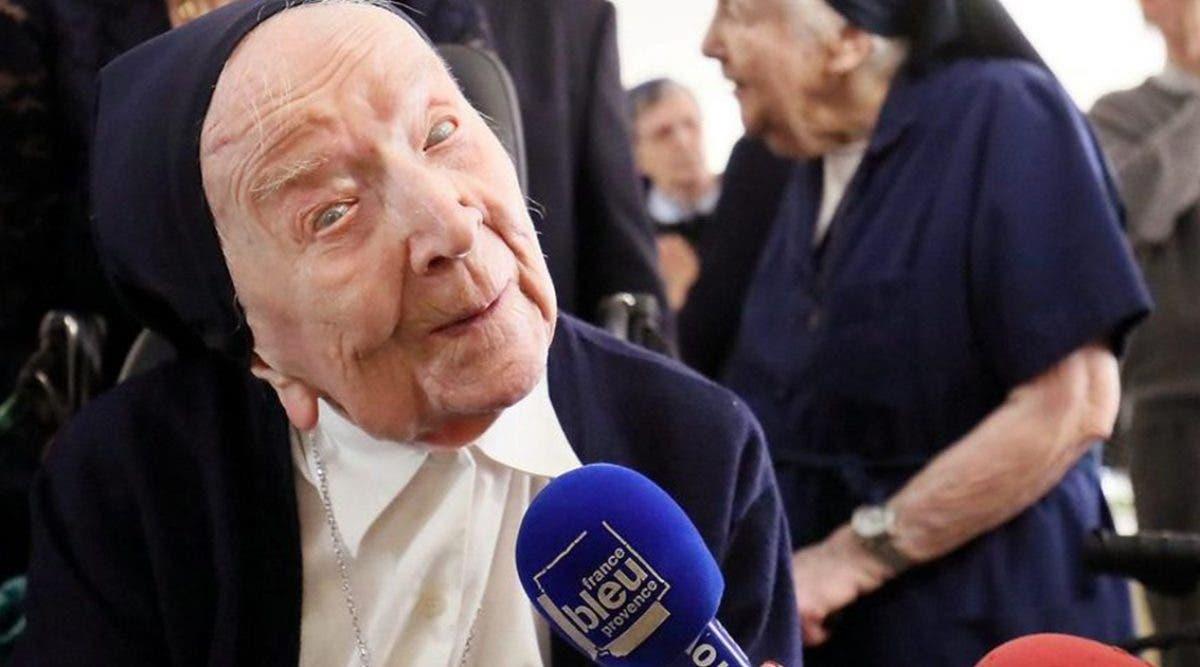 soeur-andre-doyenne-des-europeens-guerit-du-covid-19-a-quelques-jours-de-son-117eme-anniversaire