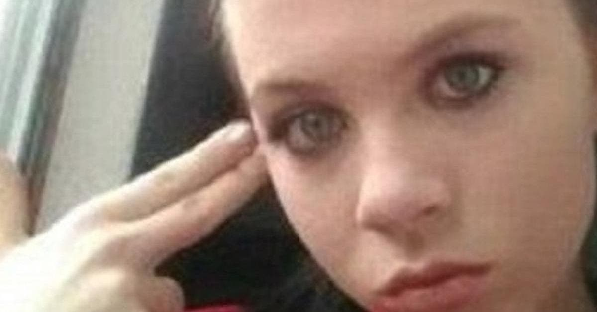 Cette jeune fille se suicide à l'âge de 14 ans