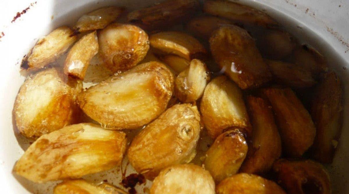une soupe à l'ail et au gingembre à base de 52 gousses d'ail peut combattre le rhume