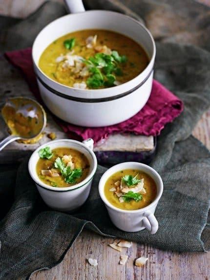 soupe patates douces