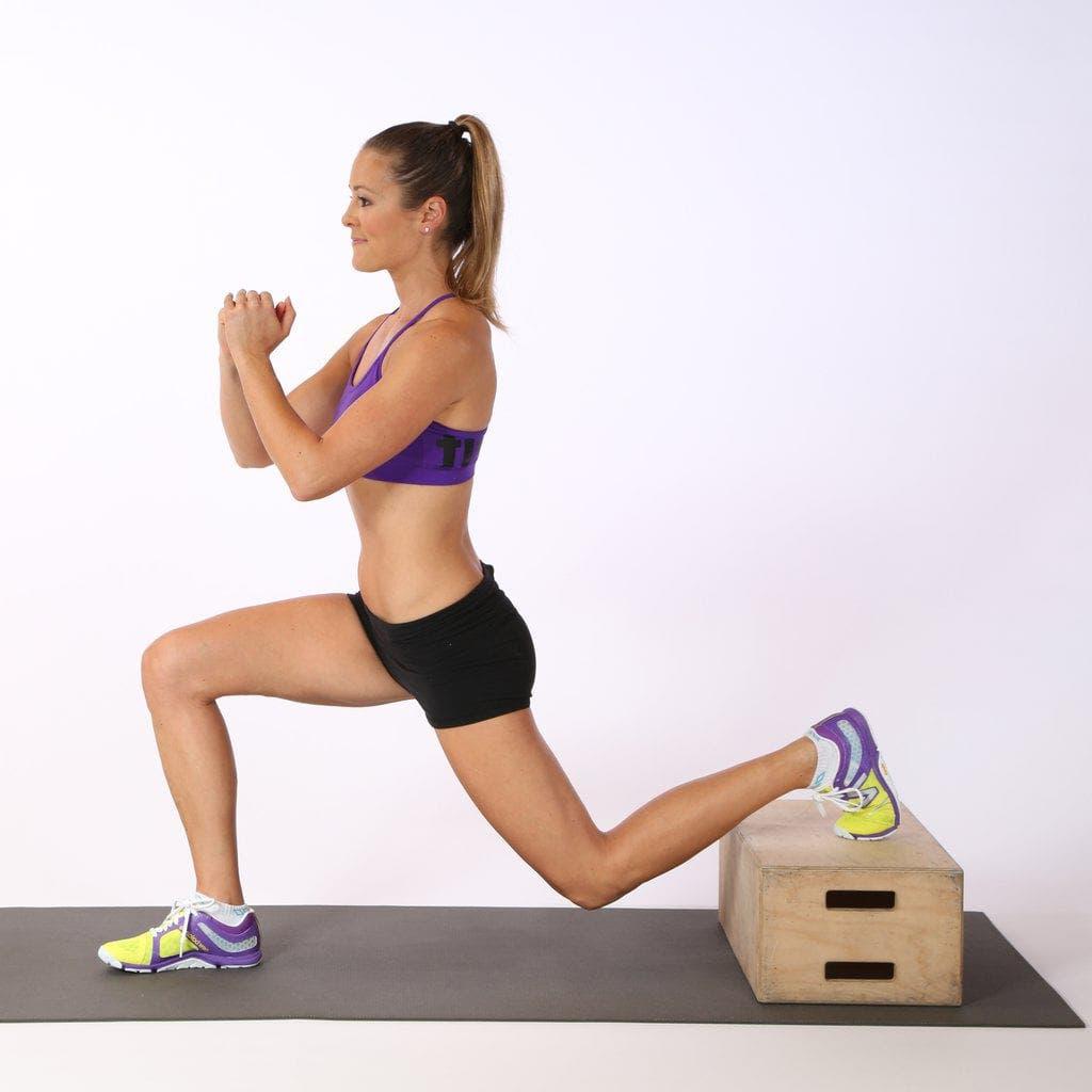 split squat bulgare