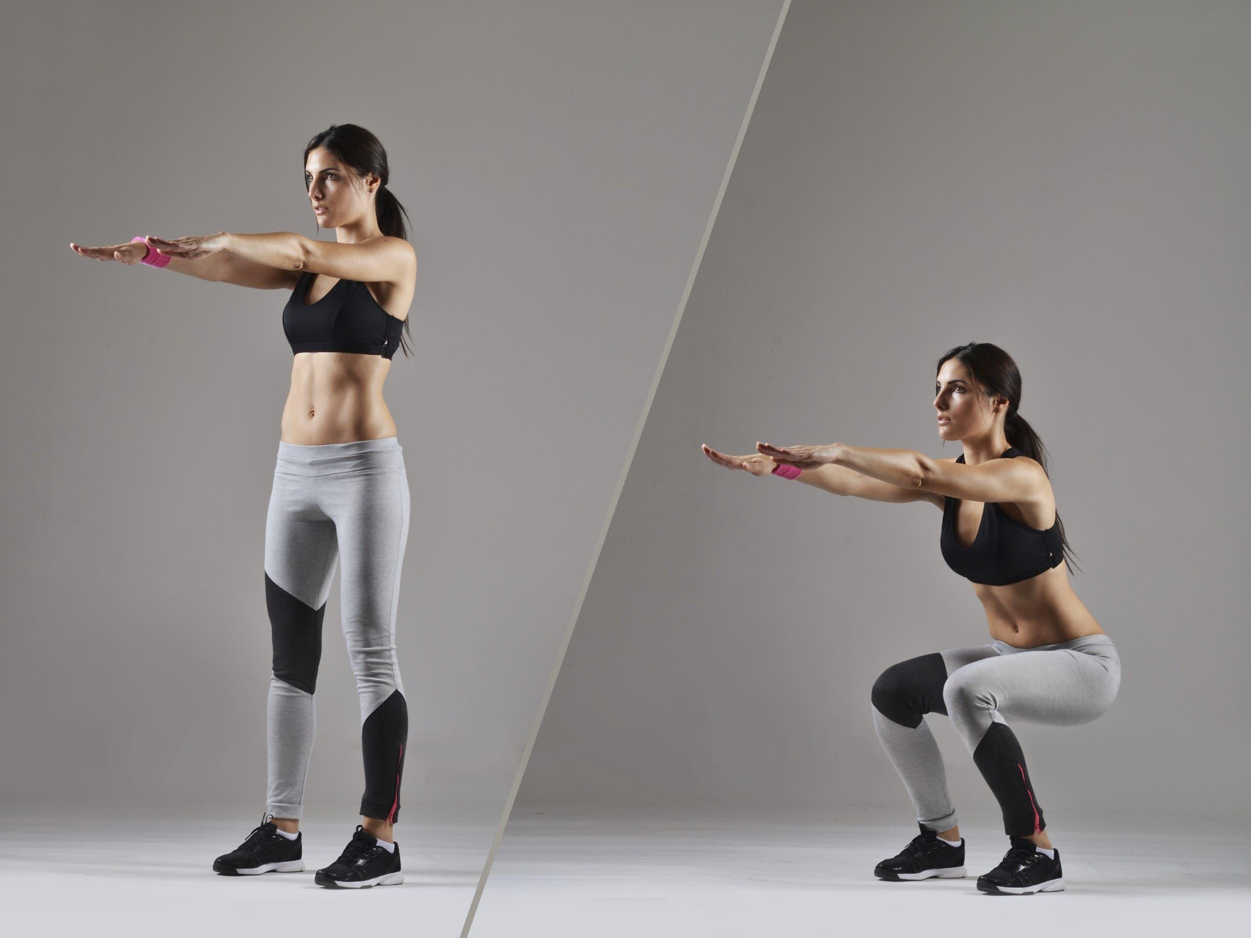 squats 5