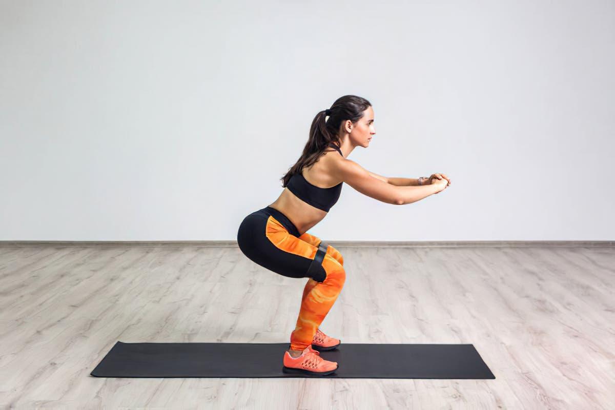 squats sauts
