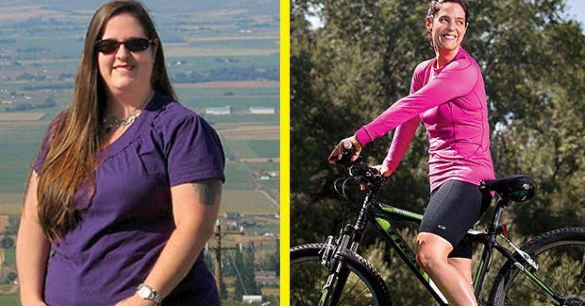 success story les secrets de cette femme pour perdre 45 kilos 1