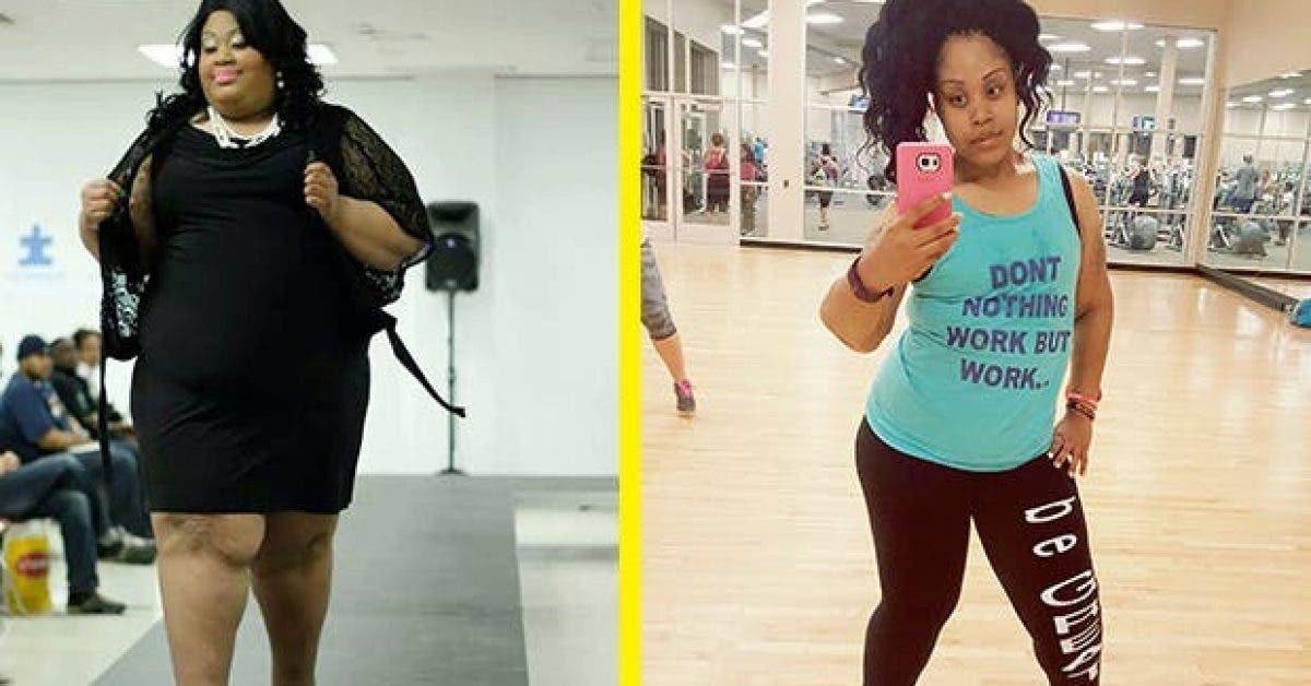 success story voici comment cette a perdu 85 kilos 1 1