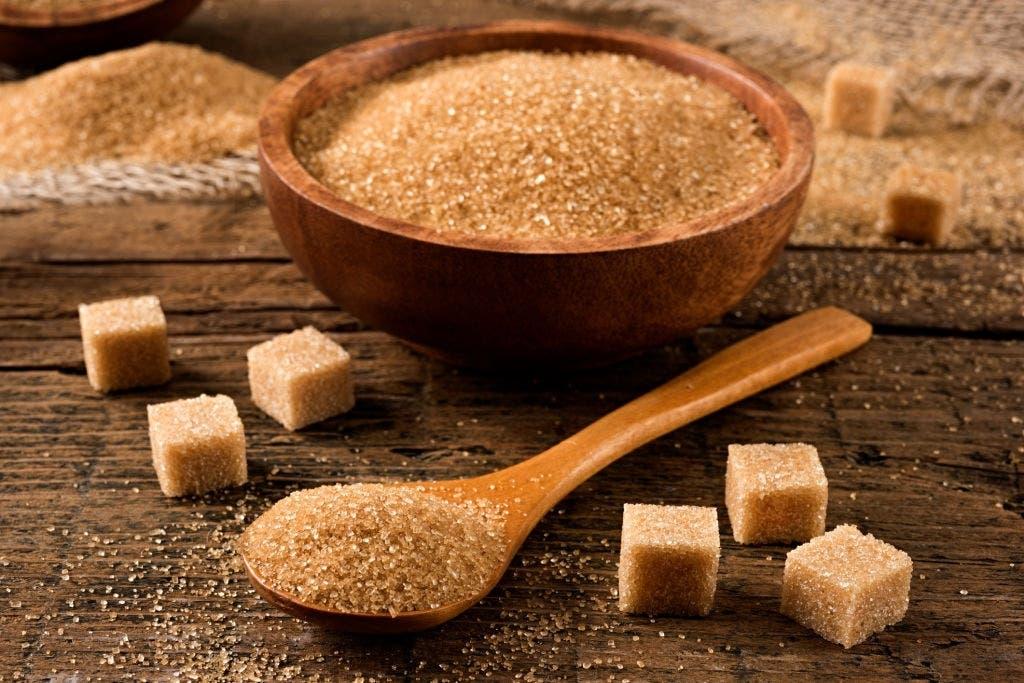sucre brun