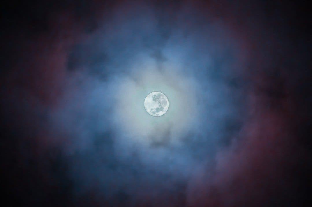 La Super Lune du 9 mars 2020