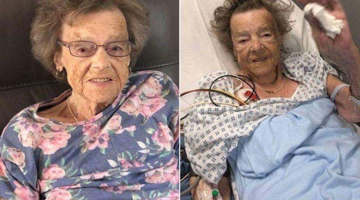 Cette petite grand-mère est morte du « syndrome du coeur brisé » après que des cambrioleurs soient entrés dans sa maison