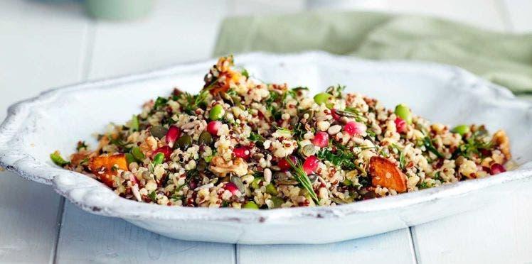 taboule de quinoa