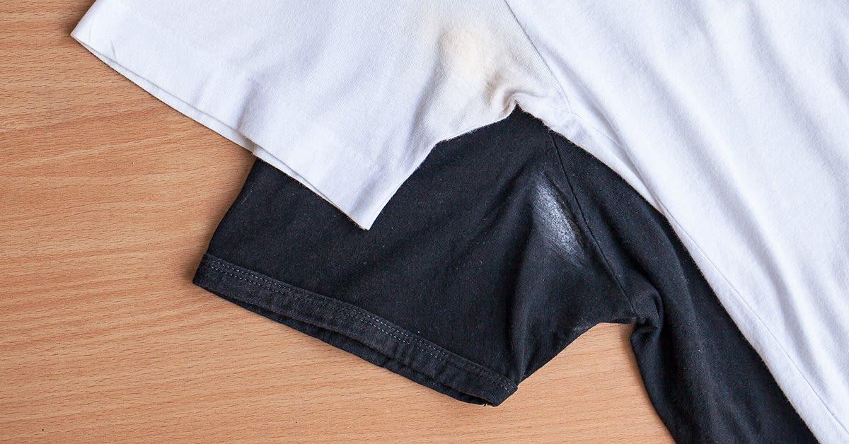 Comment enlever les taches de déodorant sur les chemises ? 5 astuces infaillibles