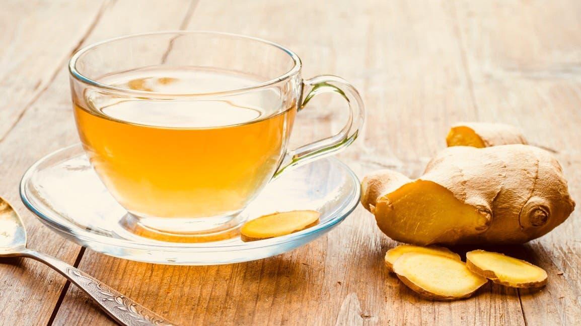 tasse de the au gingembre 1