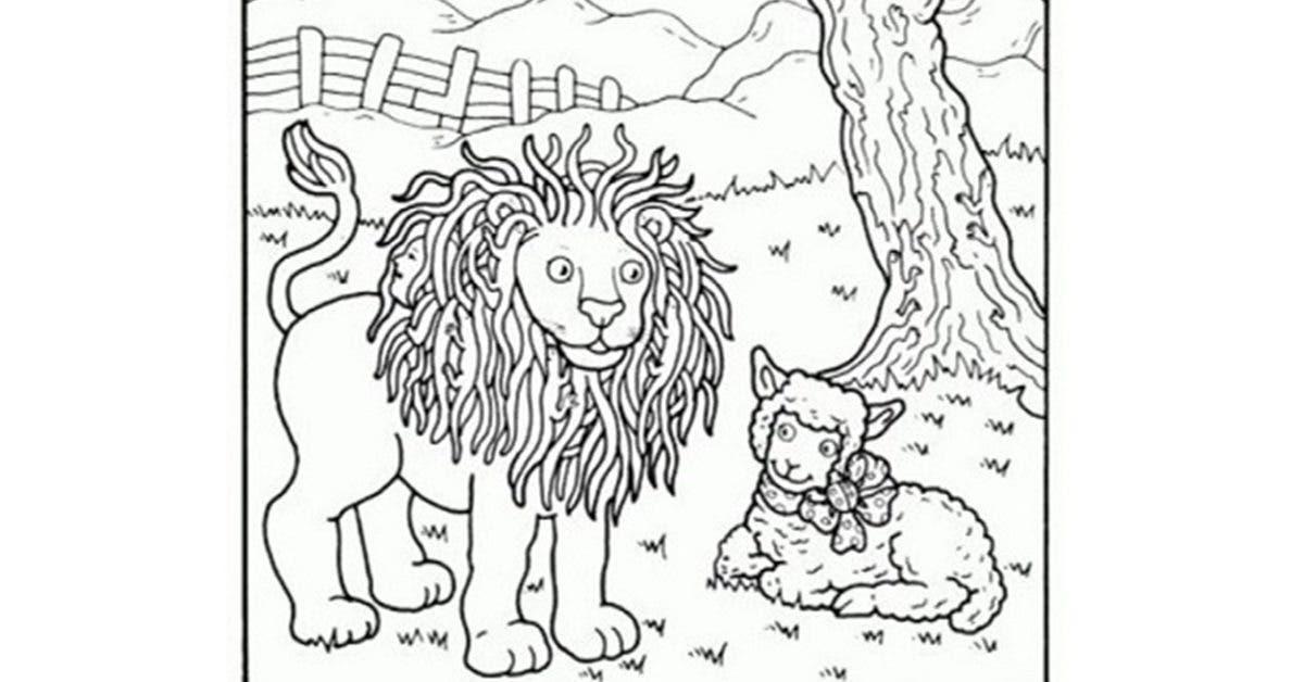Testez votre vision : pouvez-vous retrouver les 7 lézards et la fille sur cette illustration ?