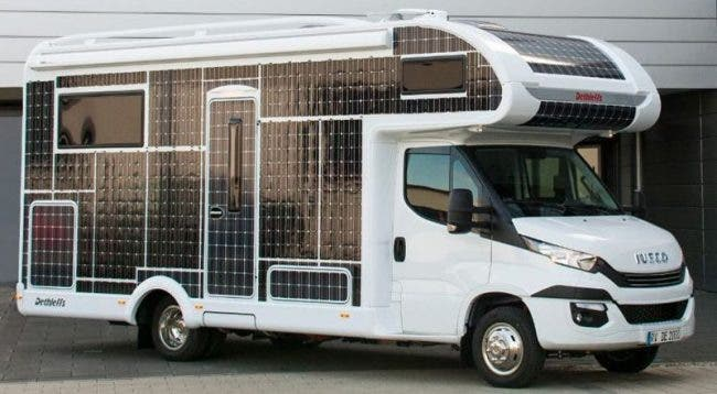 this solar powered rv runs without fuel or charging stations 650x358 1 1