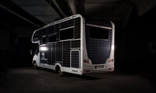 this solar powered rv runs without fuel or charging stations2 650x389 1 1