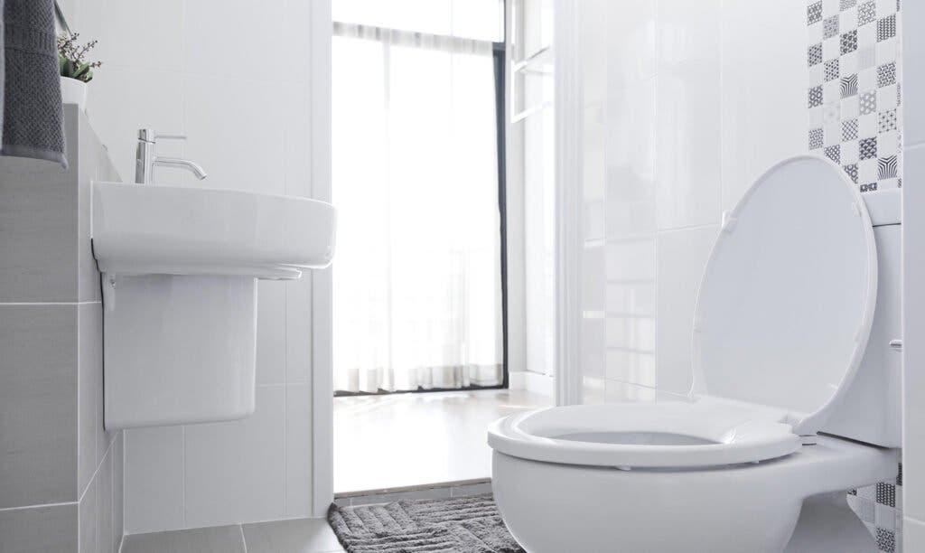 toilette brillante