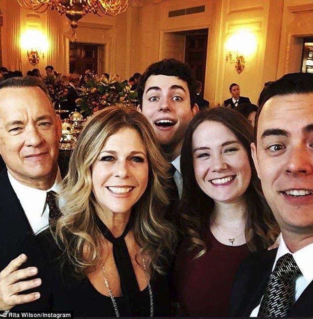 Tom Hanks affirme que son mariage est très solide