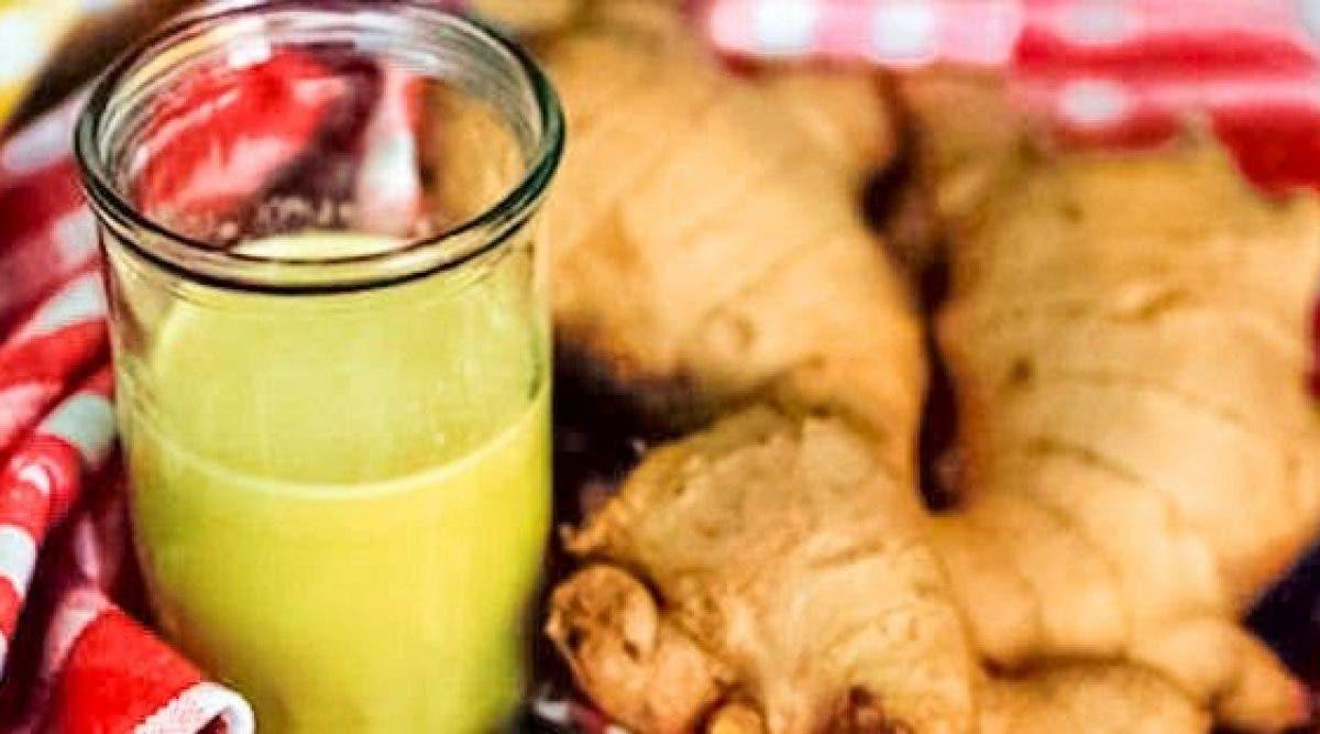 Une boisson détox pour éliminer les toxines, brûler les graisses et perdre du poids !