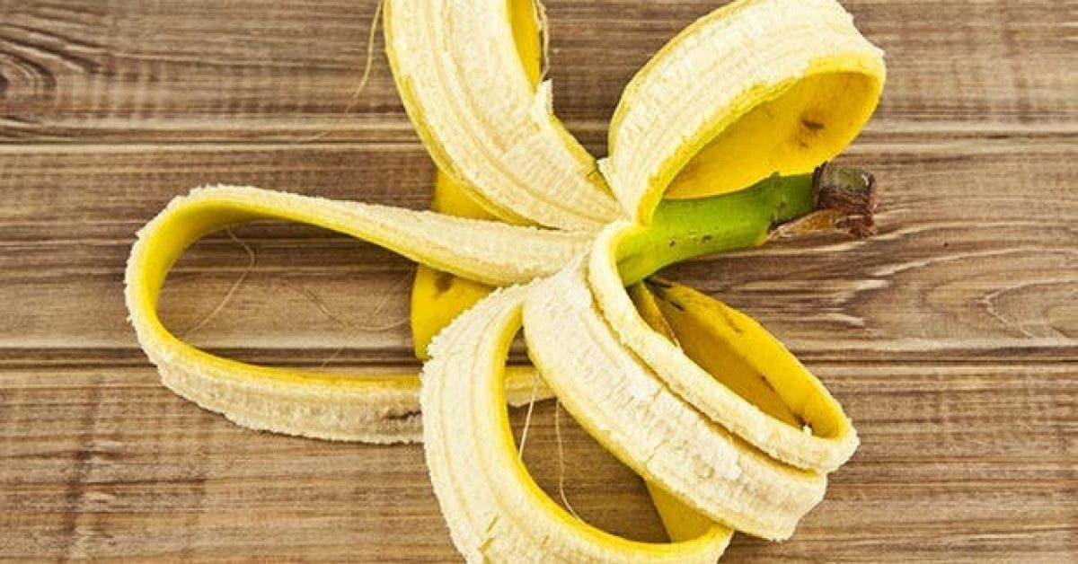 traitez lacne et dautres affections cutanees avec la peau de banane11