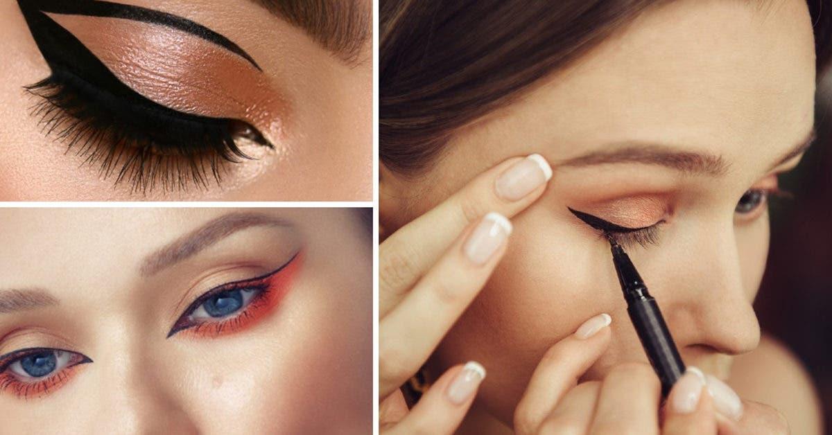 3 types d'eyeliner pour mettre vos yeux en valeur