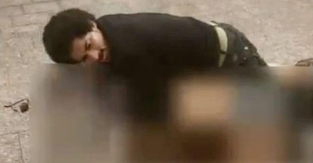 un-agresseur-essaye-de-violer-une-femme-qui-hurle-devant-les-passants-a-la-gare