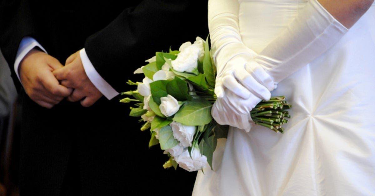 un couple divorce 3 minutes seulement apres leur mariage 1 1