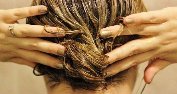 Moumie et la vitamine e pour les cheveux