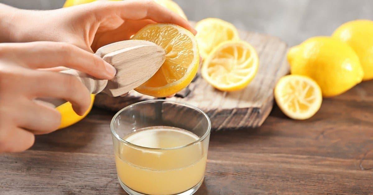 un medecin met en garde les personnes qui consomment du citron 1 1