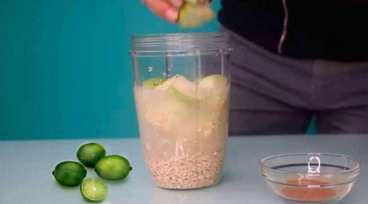 Un nutritionniste présente une recette qui permet de perdre du poids sans régime