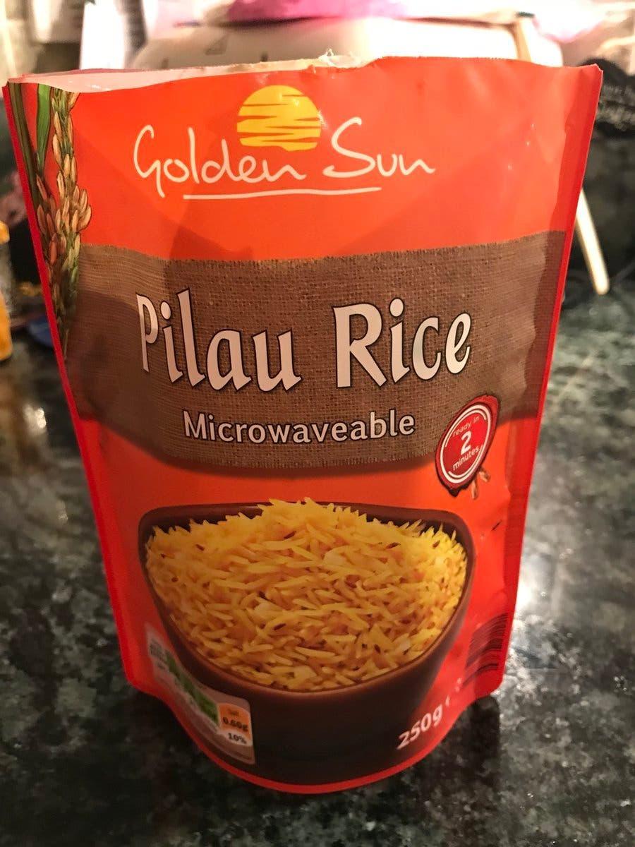 un paquet de riz chez Lidl