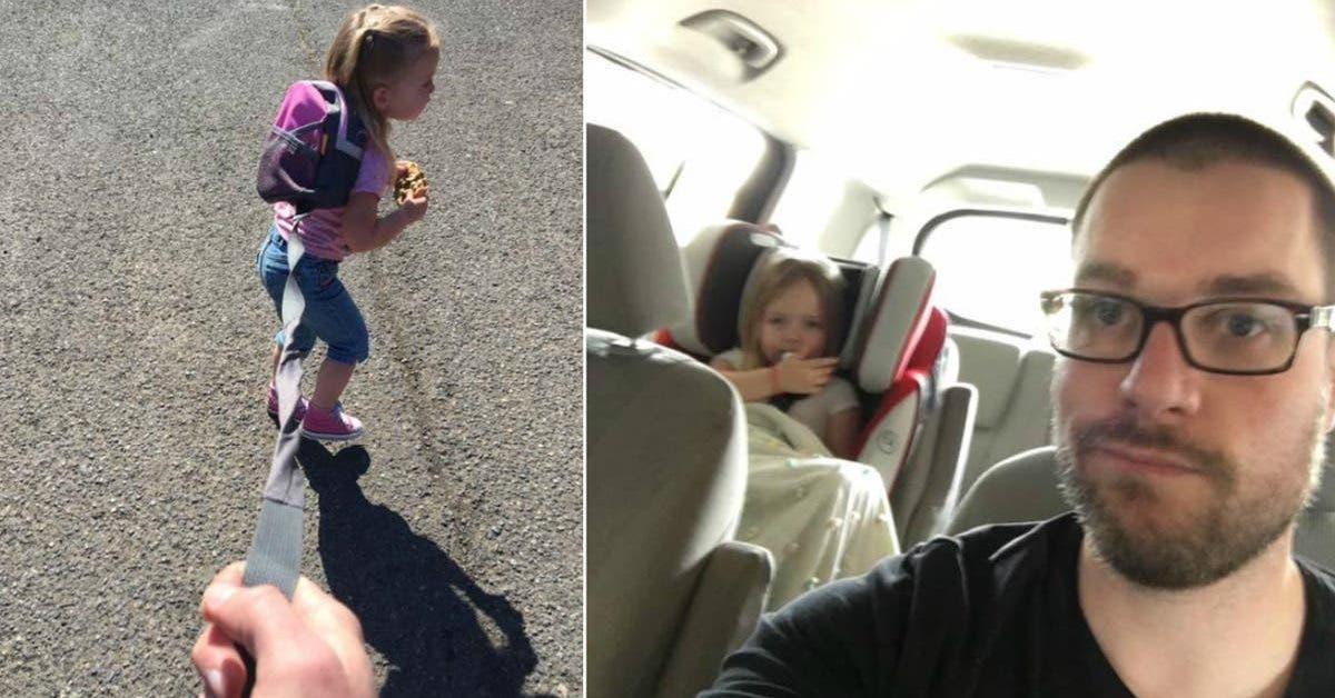 un-pere-explique-pourquoi-il-a-decide-de-garder-sa-fille-de-3-ans-en-laisse