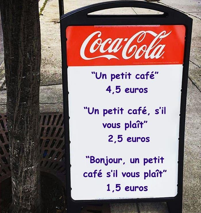 un petit cafe 1