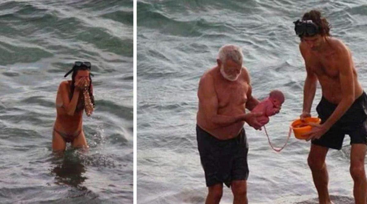 un-spectacle-hors-du-commun-cette-maman-accouche-de-son-bebe-dans-la-mer-devant-tout-le-monde