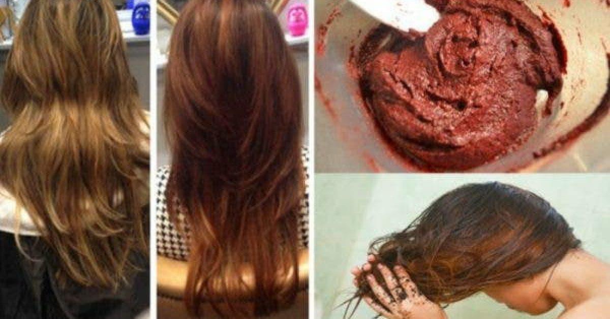 une astuce maison pour eclaircir vos cheveux et les revitaliser 1