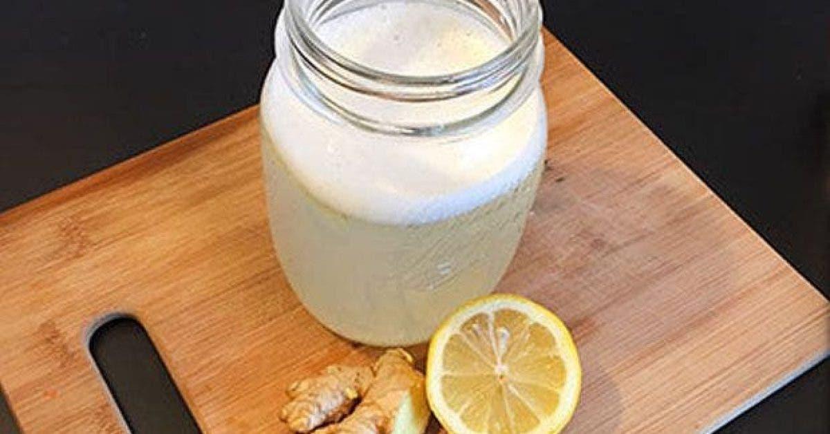 une boisson puissante pour eliminer les toxines 1