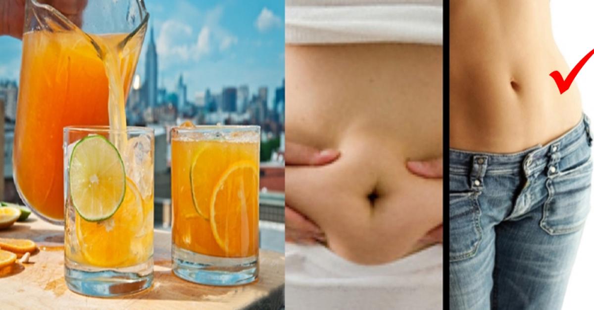 une boisson secrete pour perdre la graisse abdominale 1