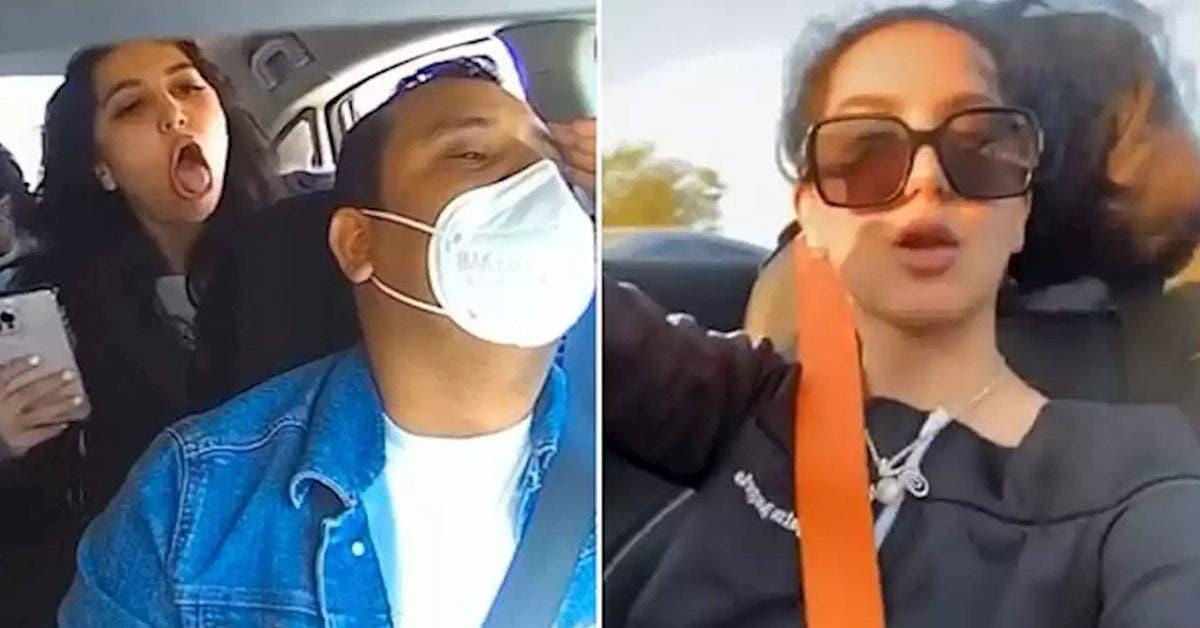 une-femme-qui-a-arrache-le-masque-dun-chauffeur-uber-et-lui-a-tousse-au-visage-est-accusee-de-deux-delits