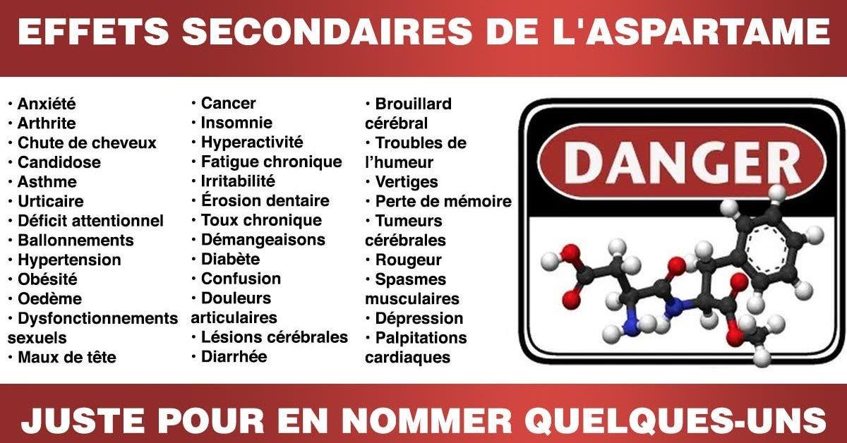 une-liste-complete-de-tous-les-effets-secondaires-de-laspartame