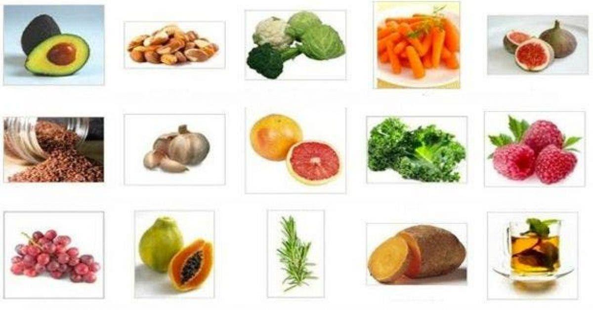 une liste complete des aliments qui combattent le cancer 1