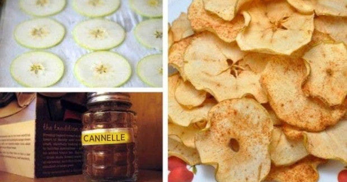 une recette de chips qui donnent un ventre plat 1