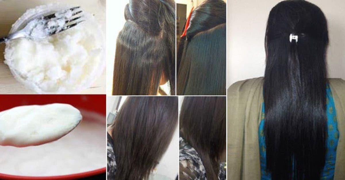 une recette puissante et naturelle pour lisser vos cheveux 1