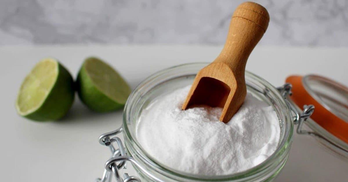 5 usages alternatifs du bicarbonate de soude qui vous facilite la vie au quotidien