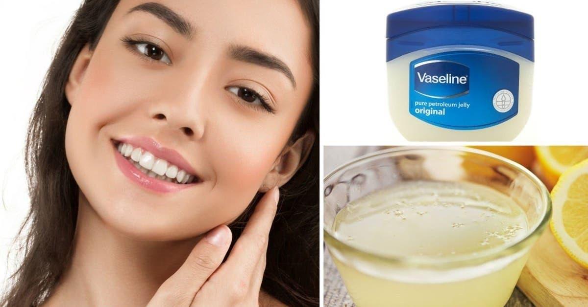 vaseline imperfections peau