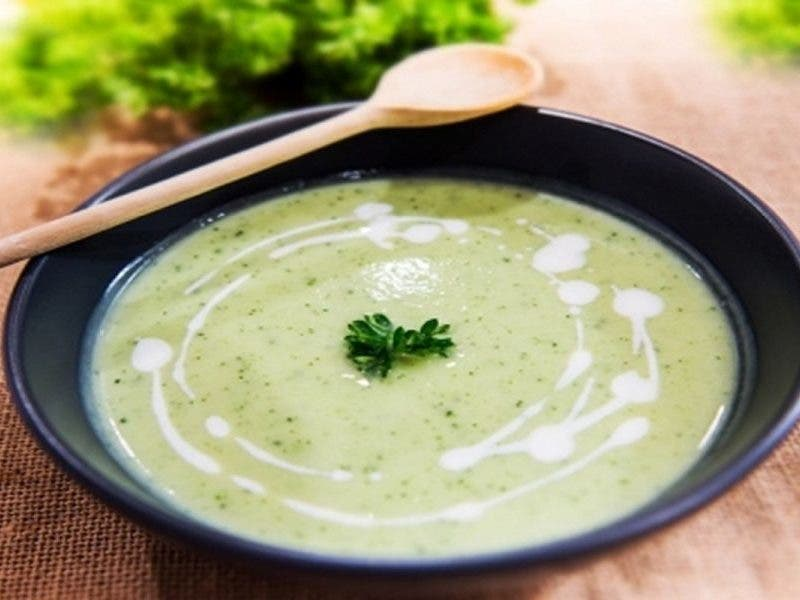 veloute courgette